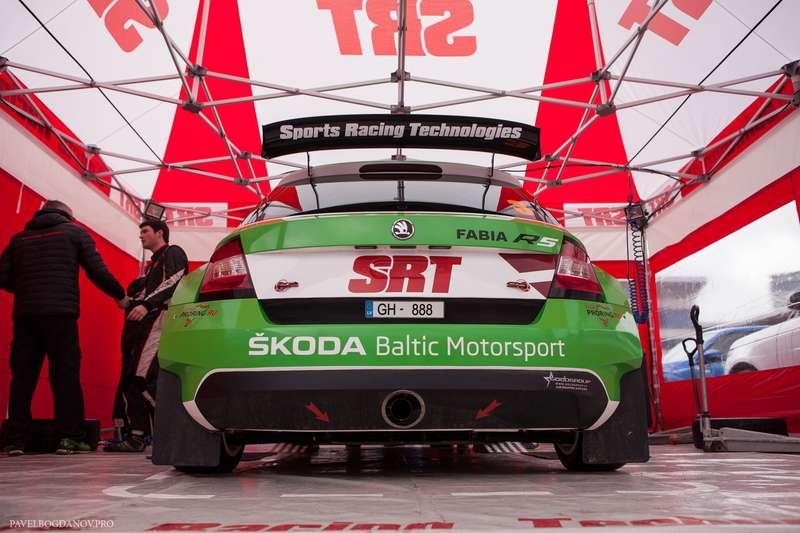 Skoda Fabia R5, Rally Masters Show