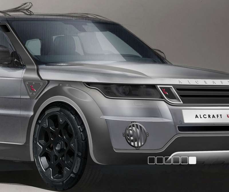 no copyright Alcraft Evoque 1