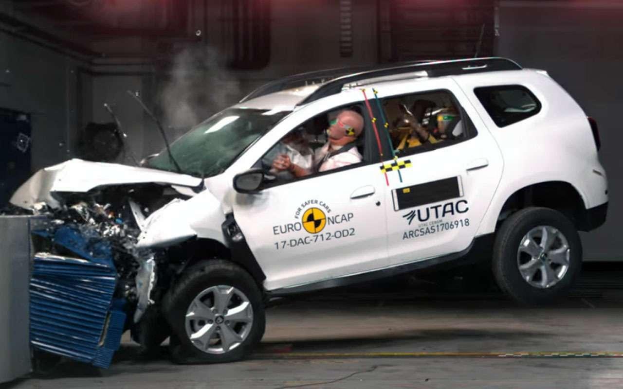 13самых небезопасных автомобилей впродаже— фото 1141479