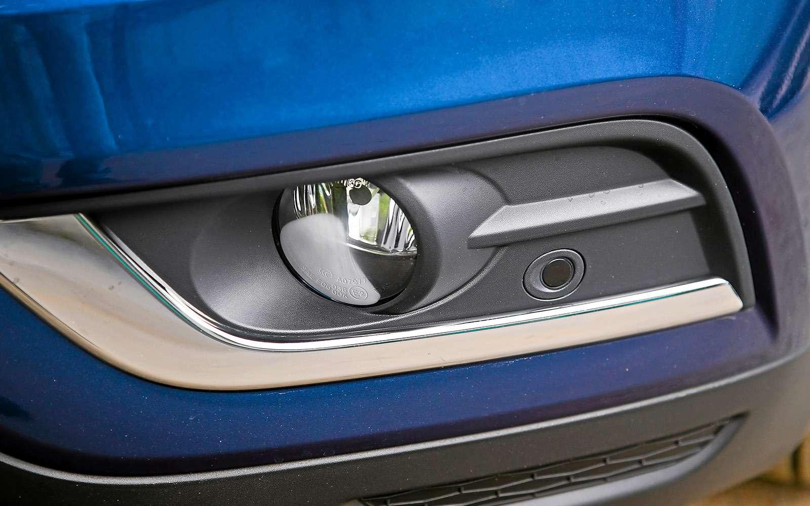 Новый Renault Koleos против конкурентов: буржуа, лесник иленивец— фото 780175