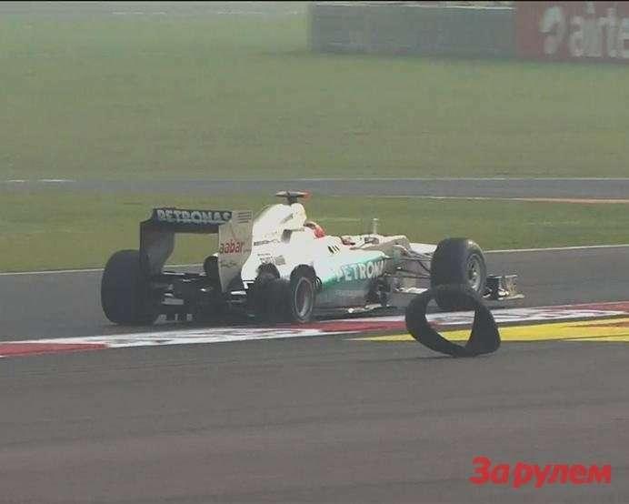 Михаэль Шумахер (Mercedes)