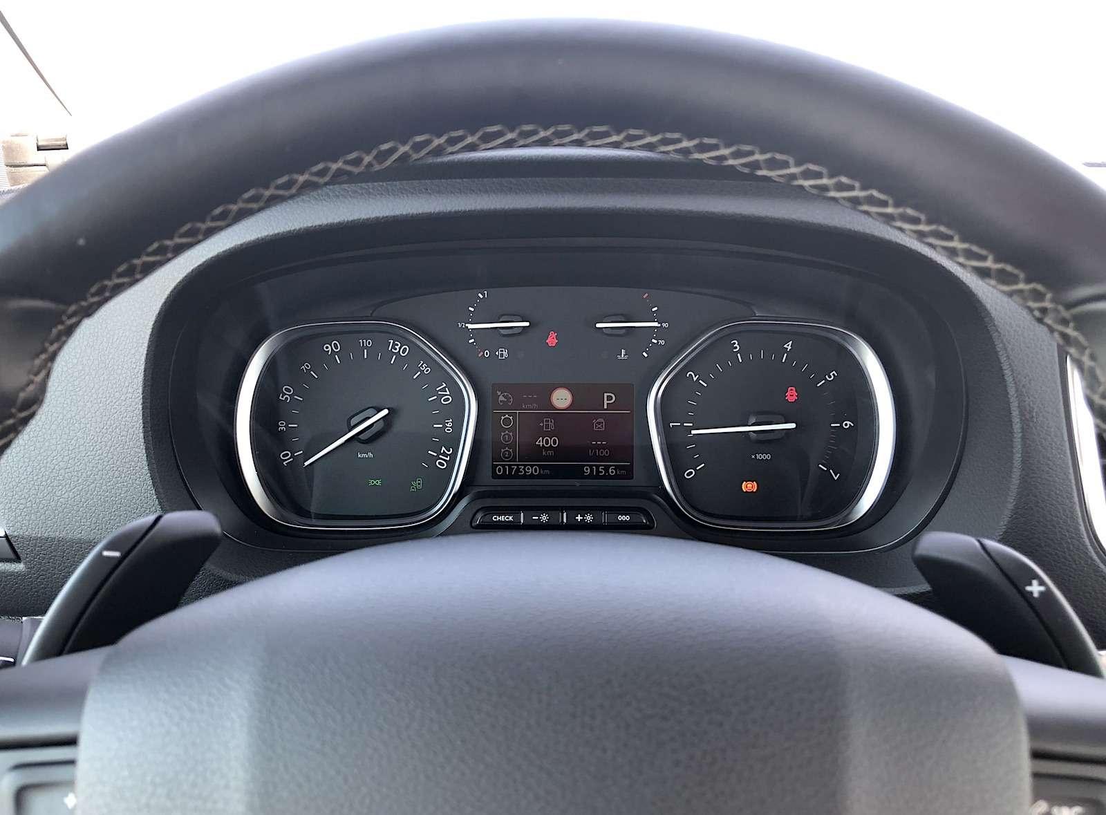 Peugeot Traveller VIP Business: сообразим насемерых?— фото 905224
