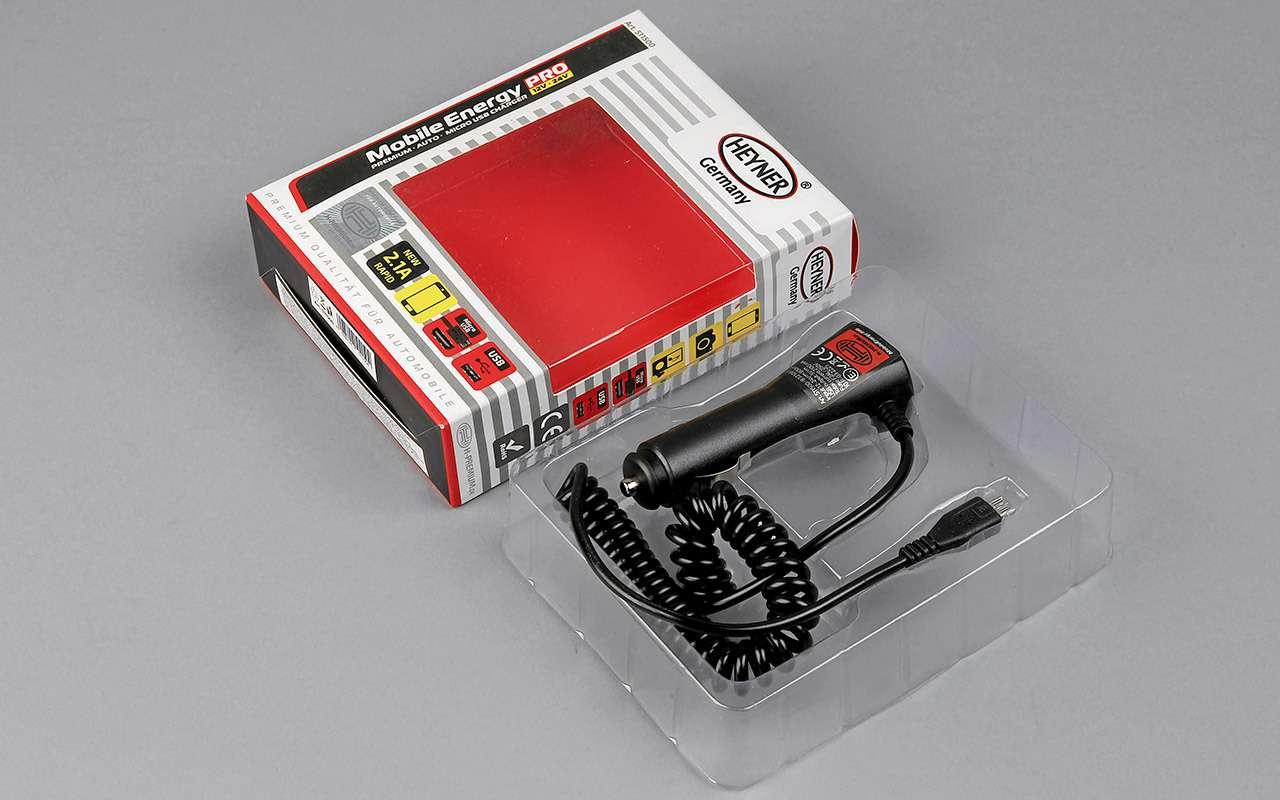 USB-зарядки длятелефонов: выбрали лучшие— фото 1167602