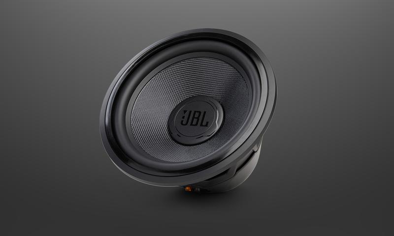 Сабвуферы JBL Stadium: мощный бас длялюбого авто