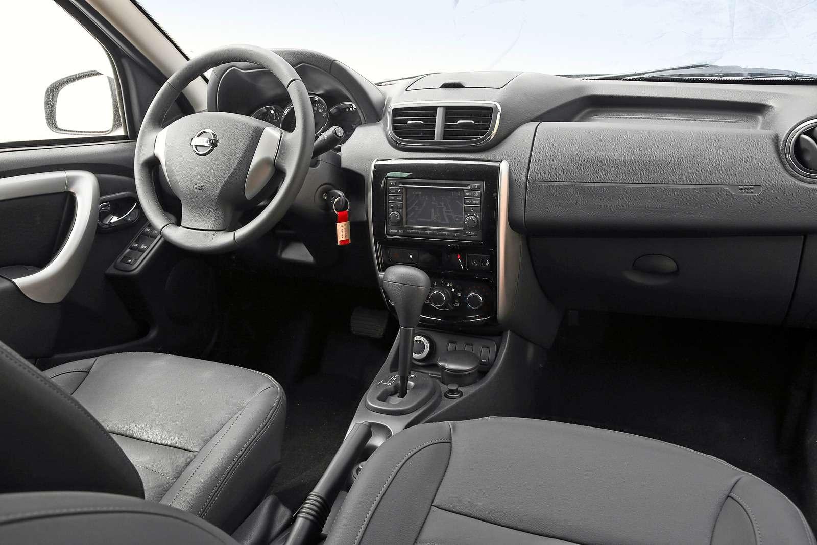 Nissan Terrano сновыми моторами: эко-невидаль— фото 592832