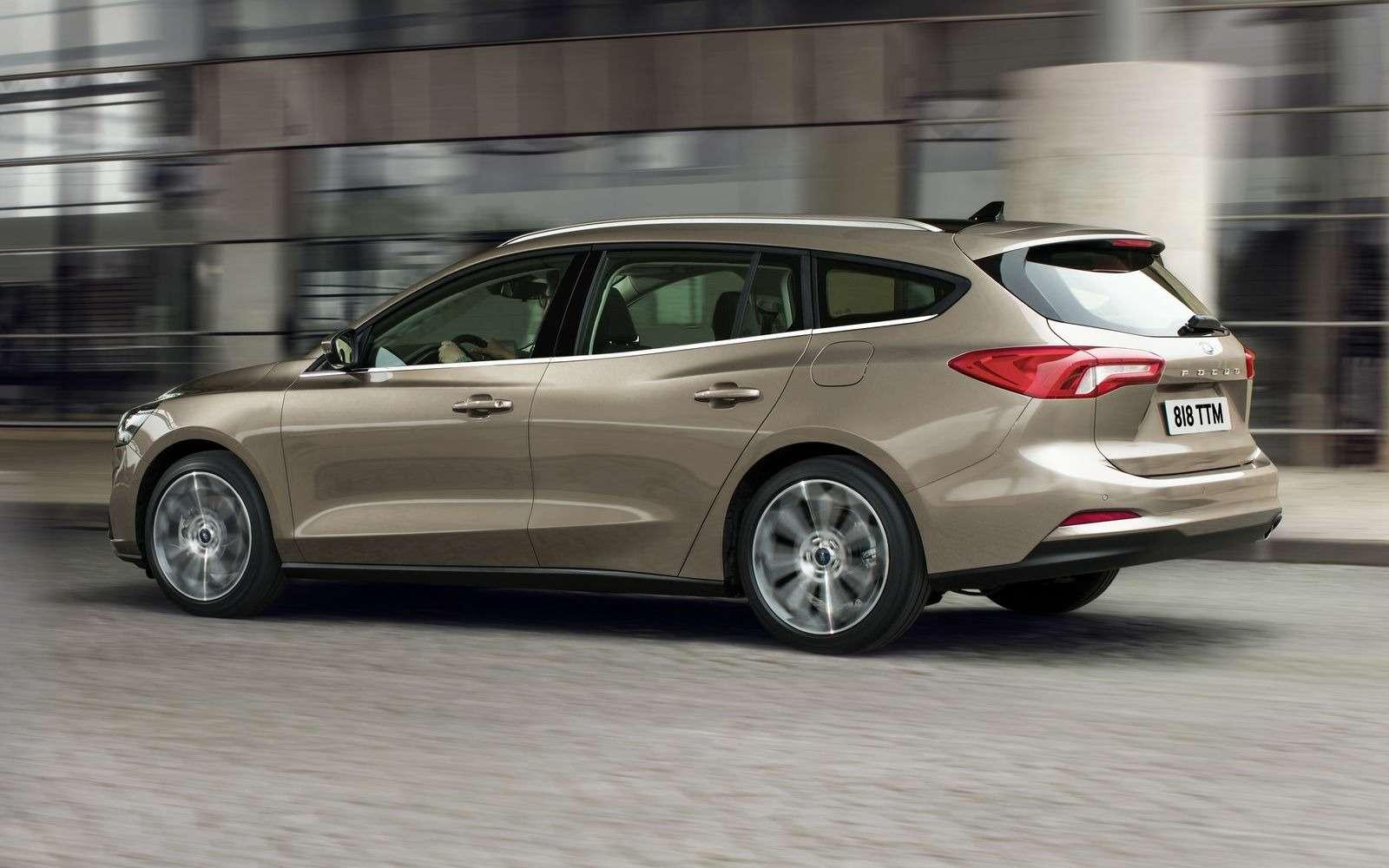 Новый Ford Focus: больше никаких PowerShift'ов!— фото 861421