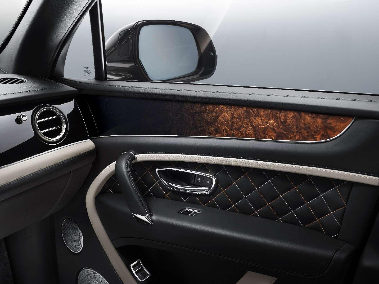 Bentley Bentayga Mulliner: миллиардеры, вочередь!— фото 714710