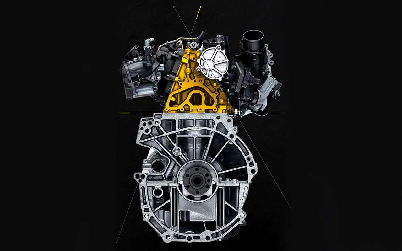 Renault Arkana: самый первый тест-драйв— фото 967514