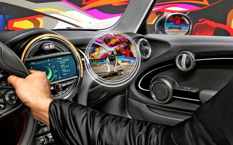 Технология Mini Augmented Vision