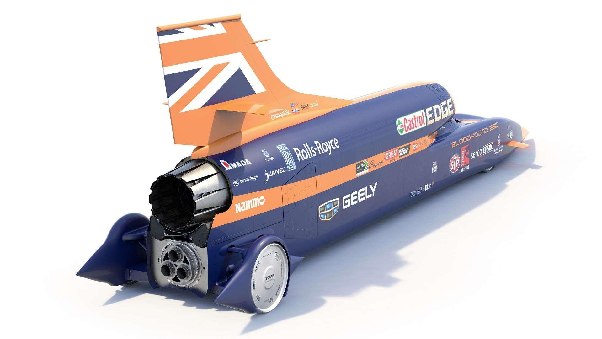 Имбы внебо— самые быстрые автомобили Земли— фото 811643