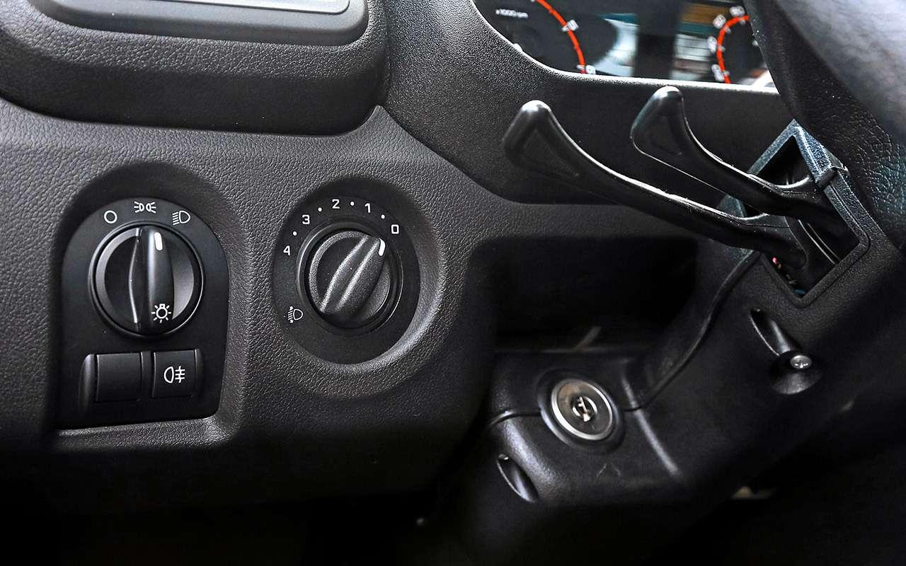 Обновленная Lada 4x4: что вней реально изменилось— фото 1121660
