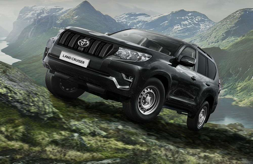 Toyota представила бюджетную версию внедорожника Land Cruiser Prado— фото 861937