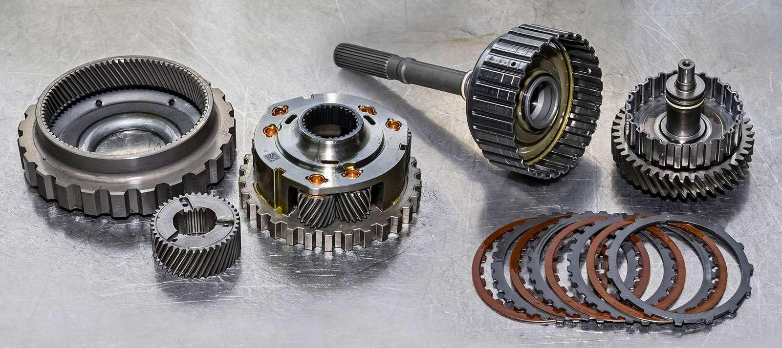 Можно ли отремонтировать вариатор? Исколько это стоит?— фото 846855