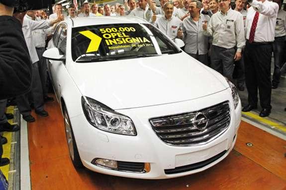 Opel Insignia №500000