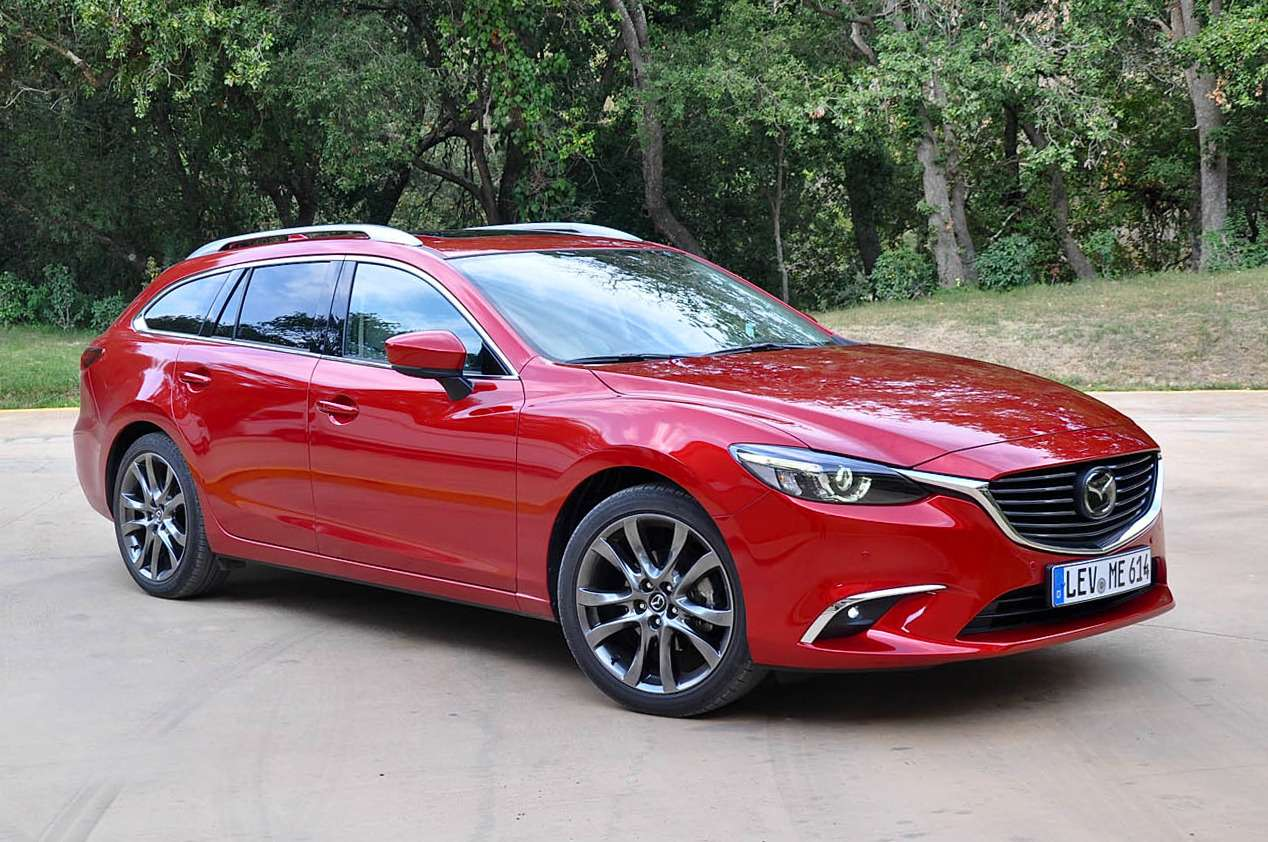 2017 Mazda6 универсал