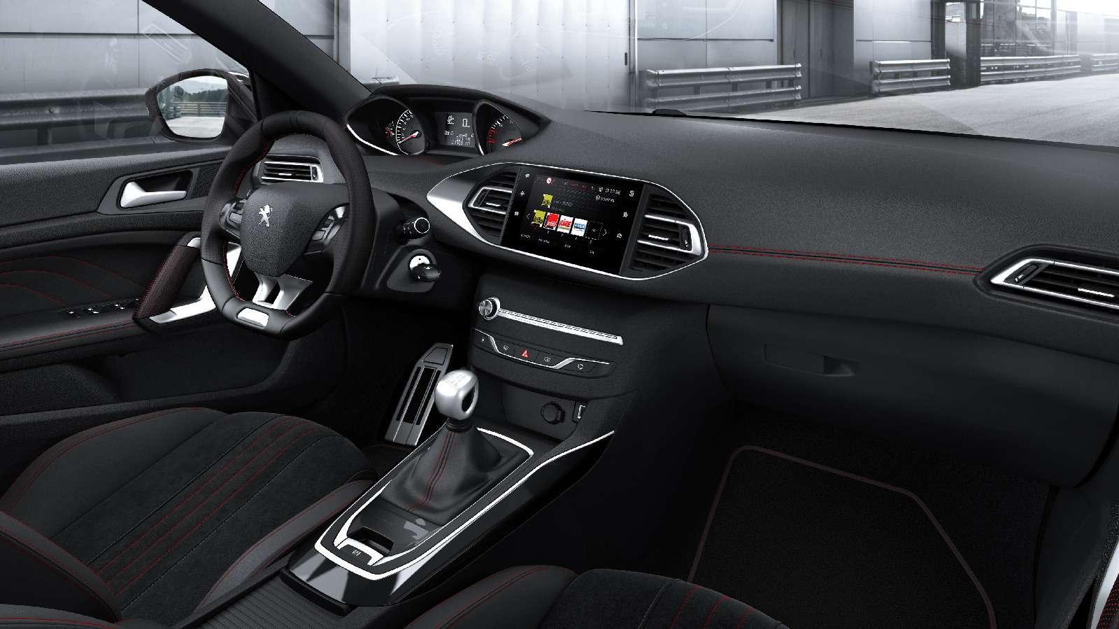 Обновленный Peugeot 308: чище некуда!— фото 759672