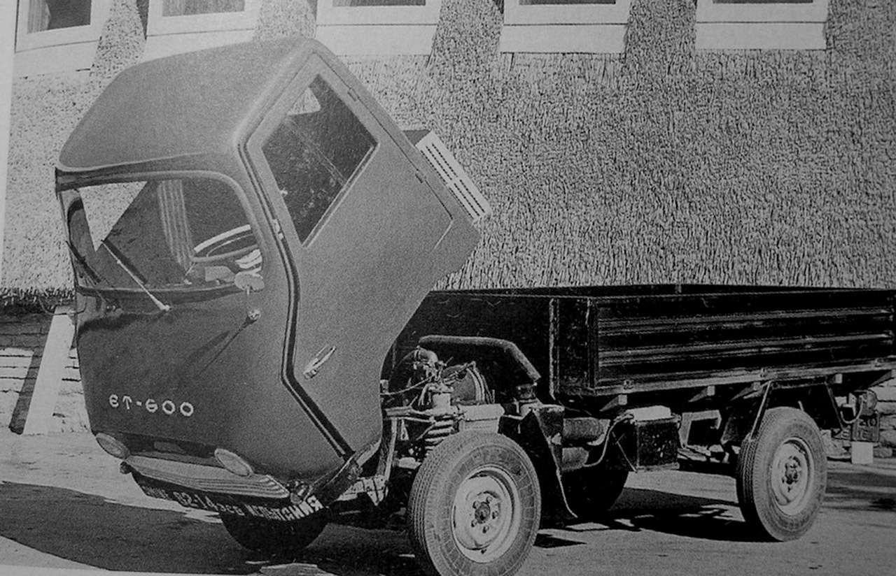 Нарочно не придумаешь: 10самых чудных советских грузовиков— фото 1274703