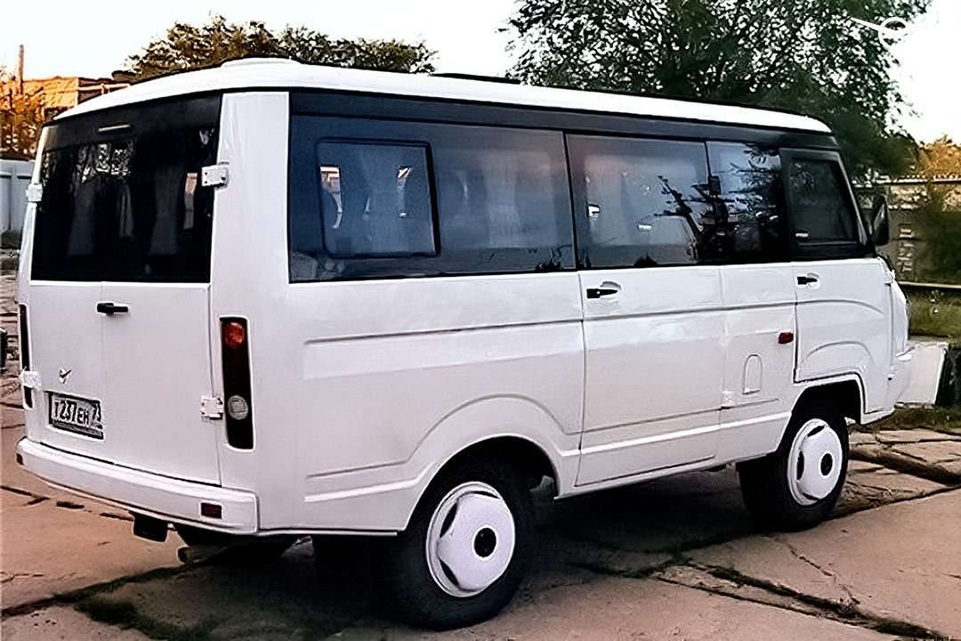 Неожиданная модификация: УАЗ вспомнил обуникальной концепции «буханки»— фото 1001067