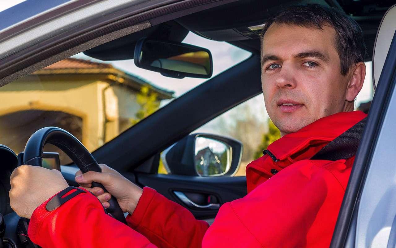Hyundai Sonata против конкурентов— большой тест ЗР— фото 834927