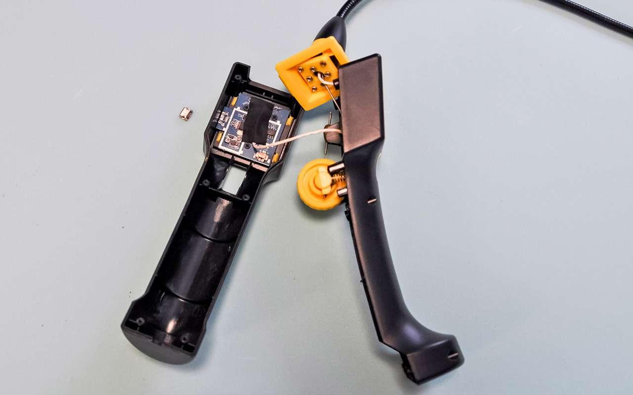Эндоскопы длявашего авто: экспертиза «Зарулем»— фото 1241353
