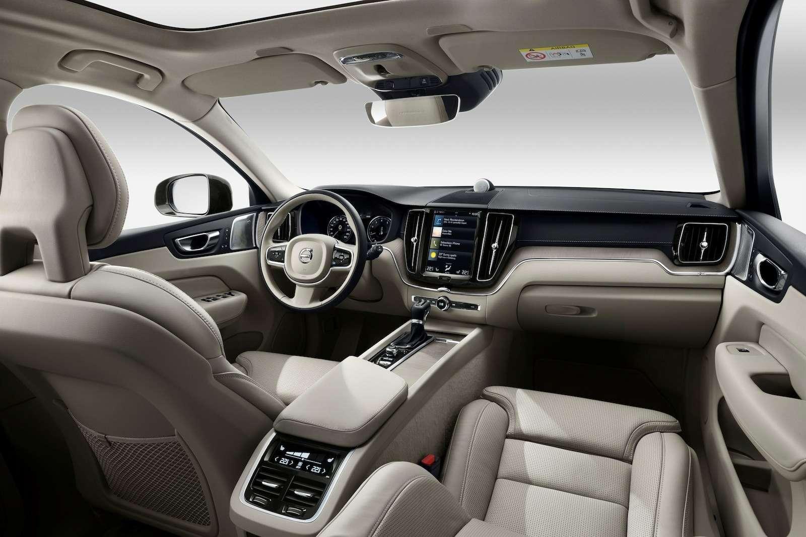 Volvo удивила ценником нановый XC60— фото 804966