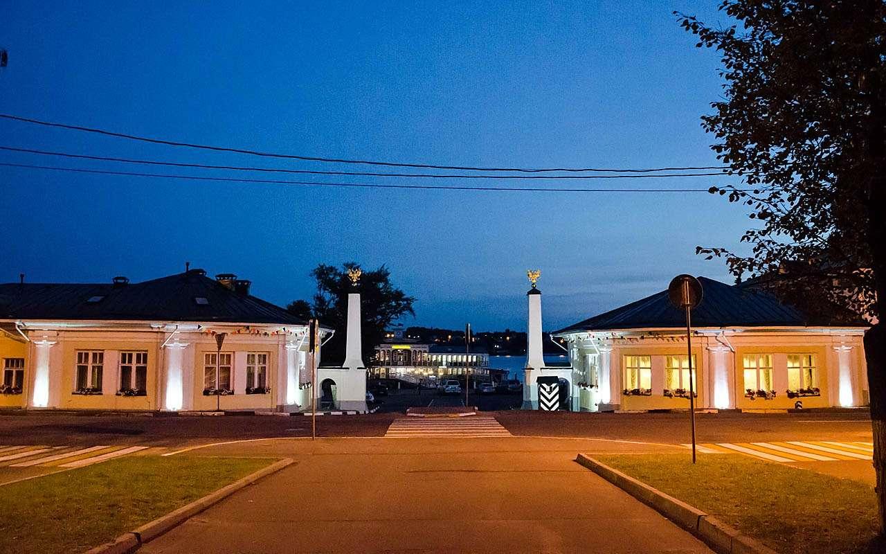 В государыню Кострому наШкоде Кодиак— фото 818341