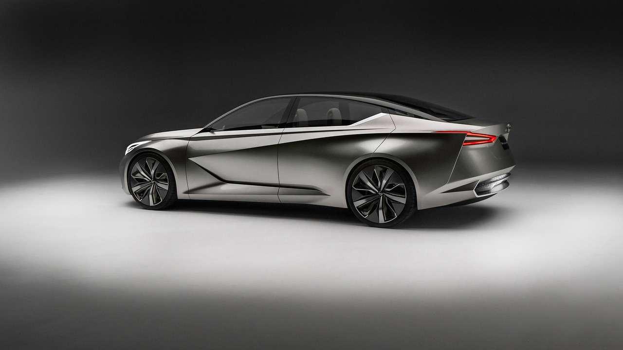 Изближайшего будущего: Nissan Vmotion 2.0все сделает сам— фото 690695