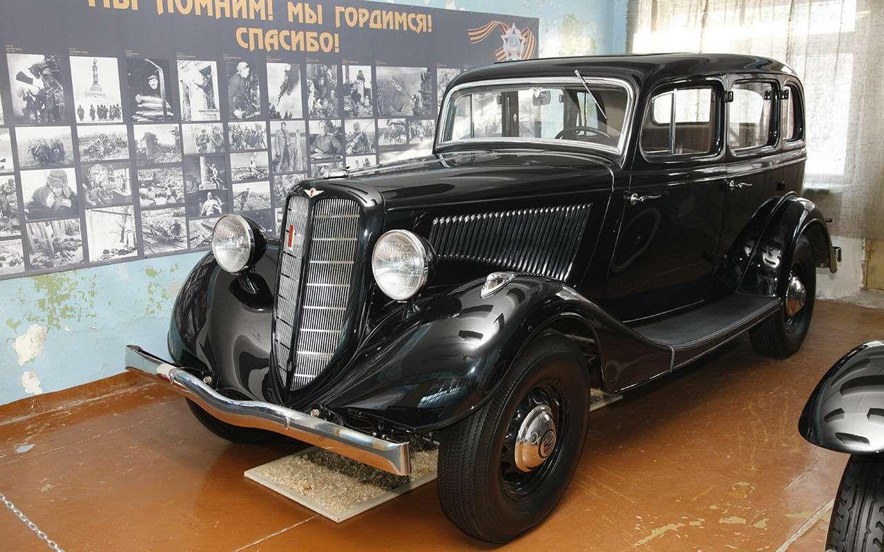 100 миллионов! Топ-10 самых дорогих советских автомобилей - фото 1160229