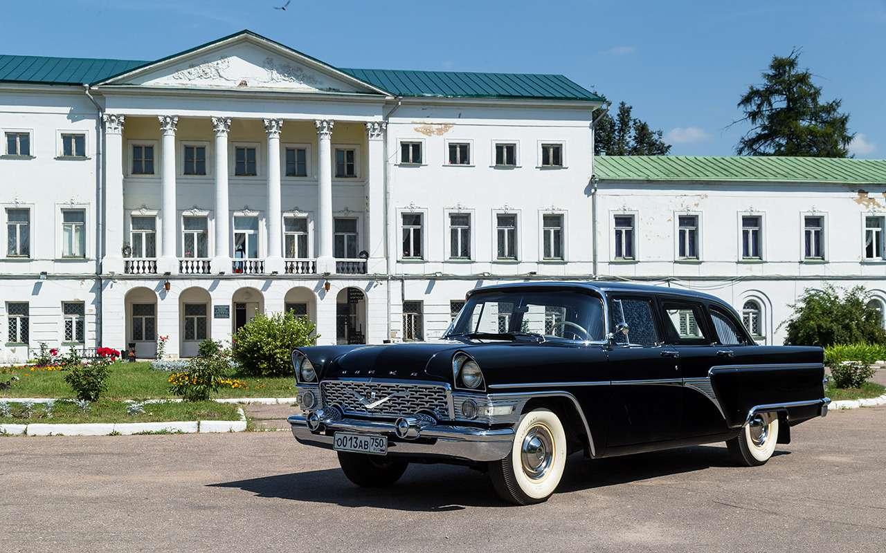 100миллионов! Топ-10 самых дорогих советских автомобилей— фото 1160225