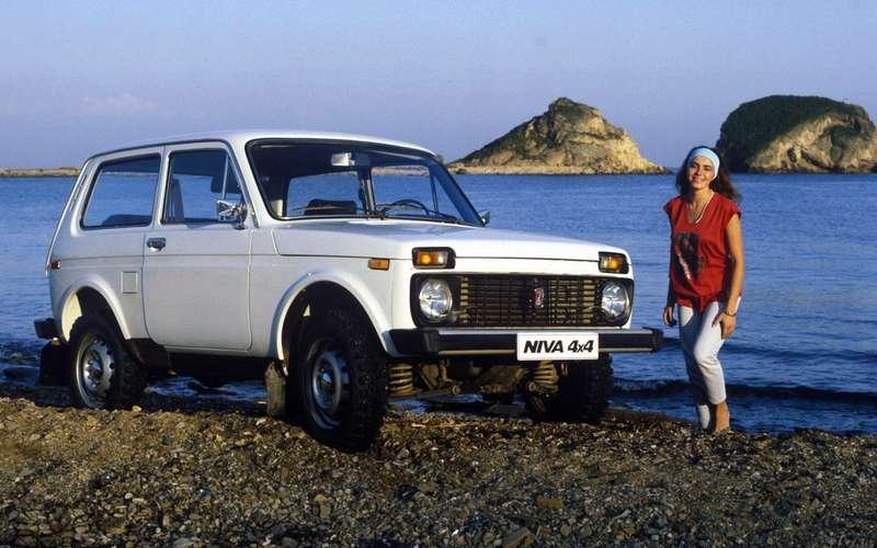 Рейтинг самых долгоживущих моделей вистории (Lada 4x4 есть!)