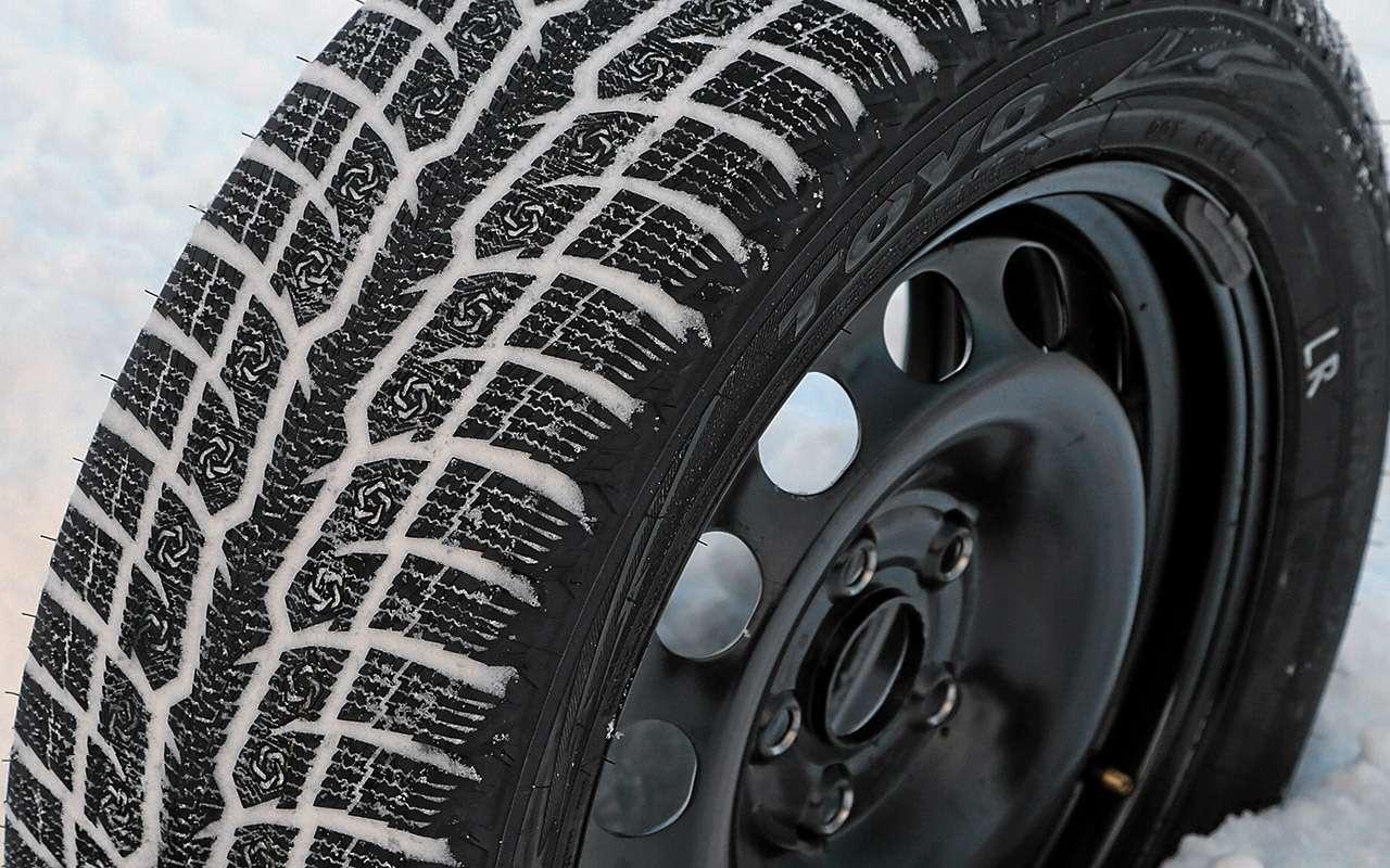 Большой тест зимних шин: выбор экспертов «За рулем» — фото 1170282