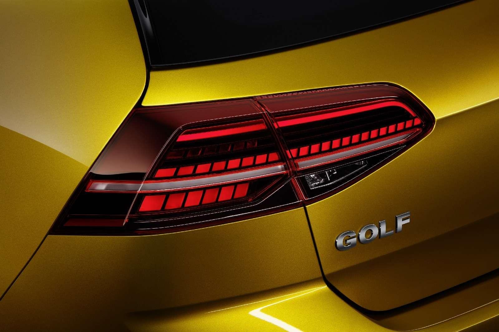 Дальнейшая оцифровка: Volkswagen представил обновленный Golf— фото 661707
