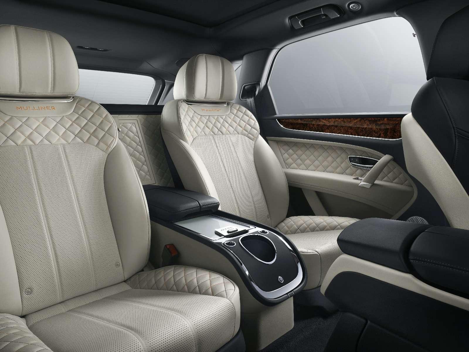 Bentley Bentayga Mulliner: миллиардеры, вочередь!— фото 714707