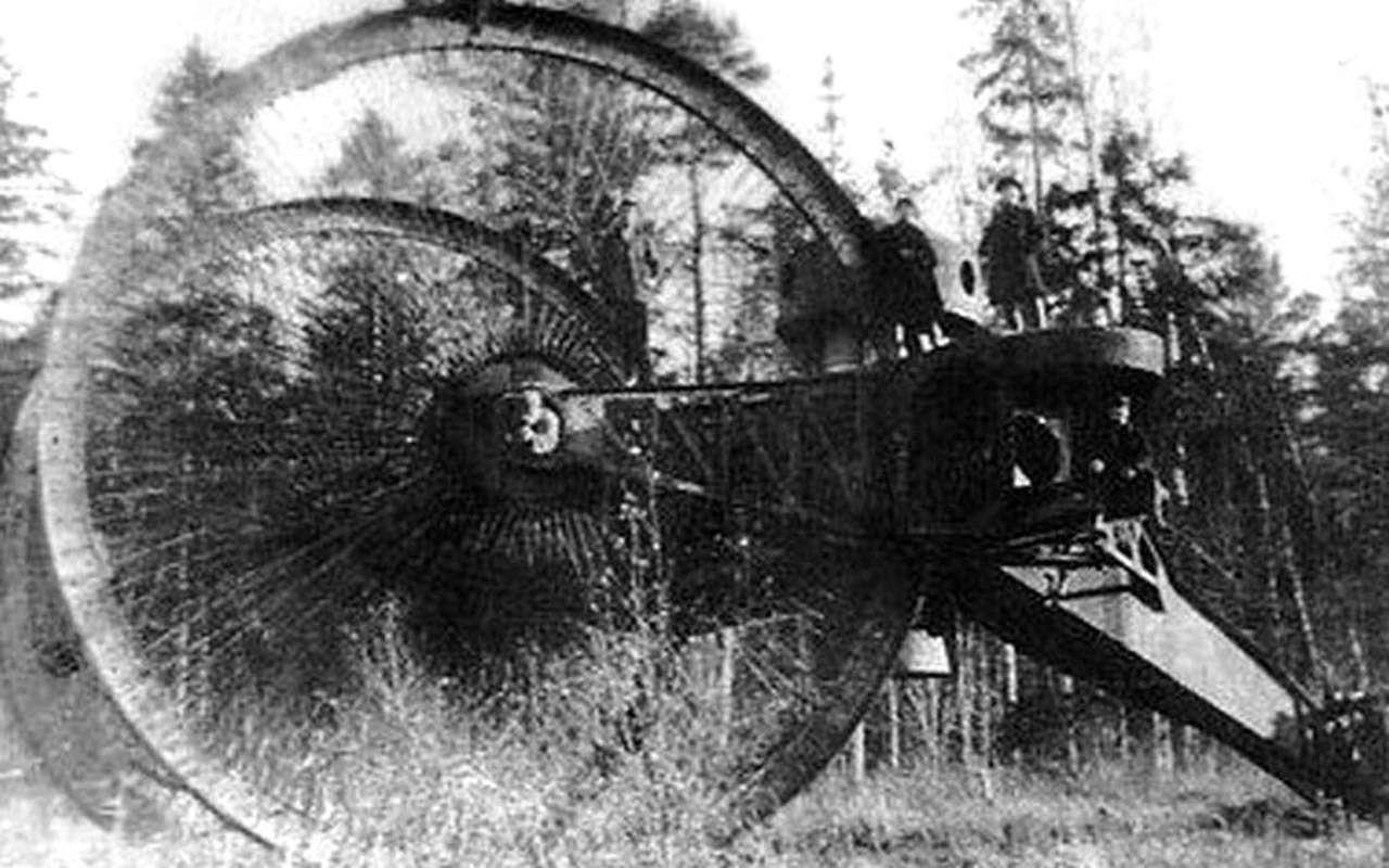 5 самых провальных танков XXвека— фото 966820