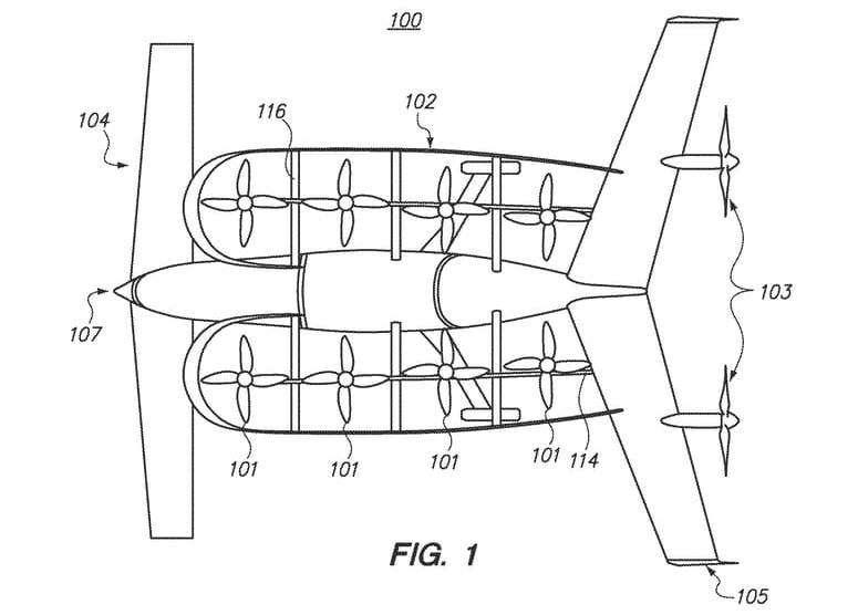 Зачем основатель Google тайно разрабатывает летающий автомобиль?— фото 597148