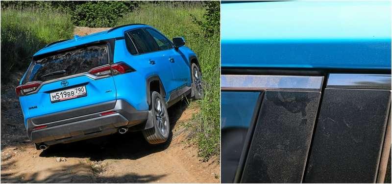 Hyundai Tucson, Toyota RAV4,  Nissan X‑Trail— тест вцифрах