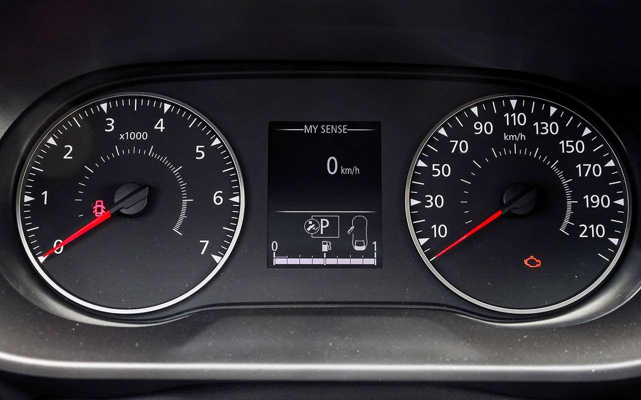 Renault Arkana, Duster, Kaptur: большой тест кроссоверов— фото 996241