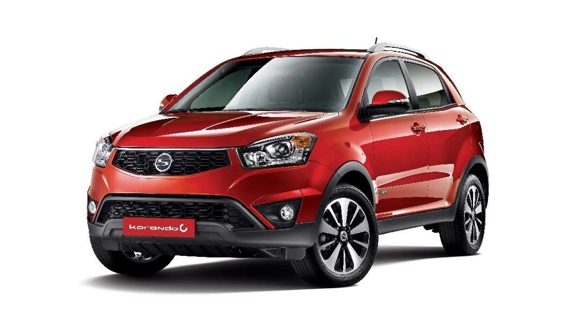 SsangYong Actyon опять обновили — фото 688696