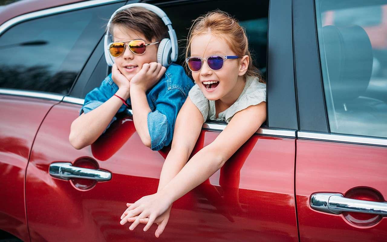 10способов развлечь ребенка (исебя) вдороге— фото 987710