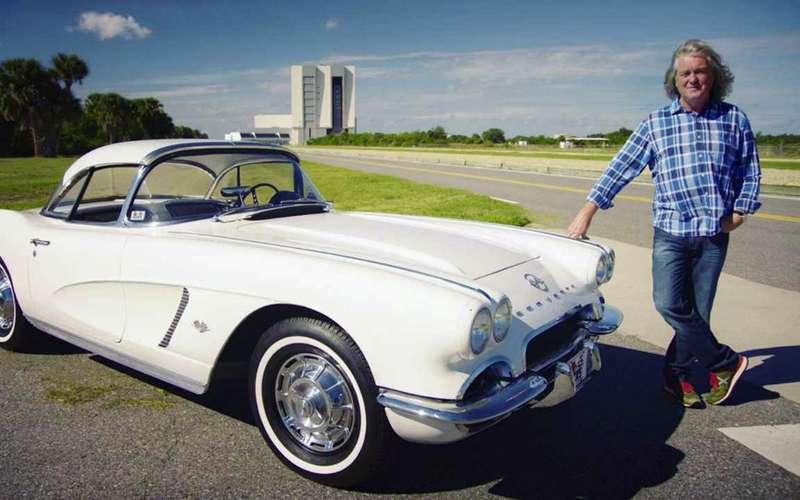 10самых крутых автомобилей Джеймса Мэя