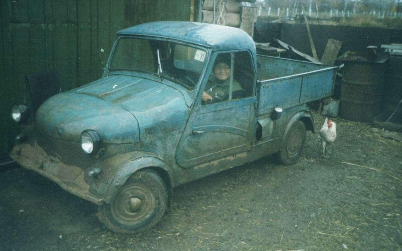 Так переделывали авто только в СССР: 12 примеров - фото 1167642