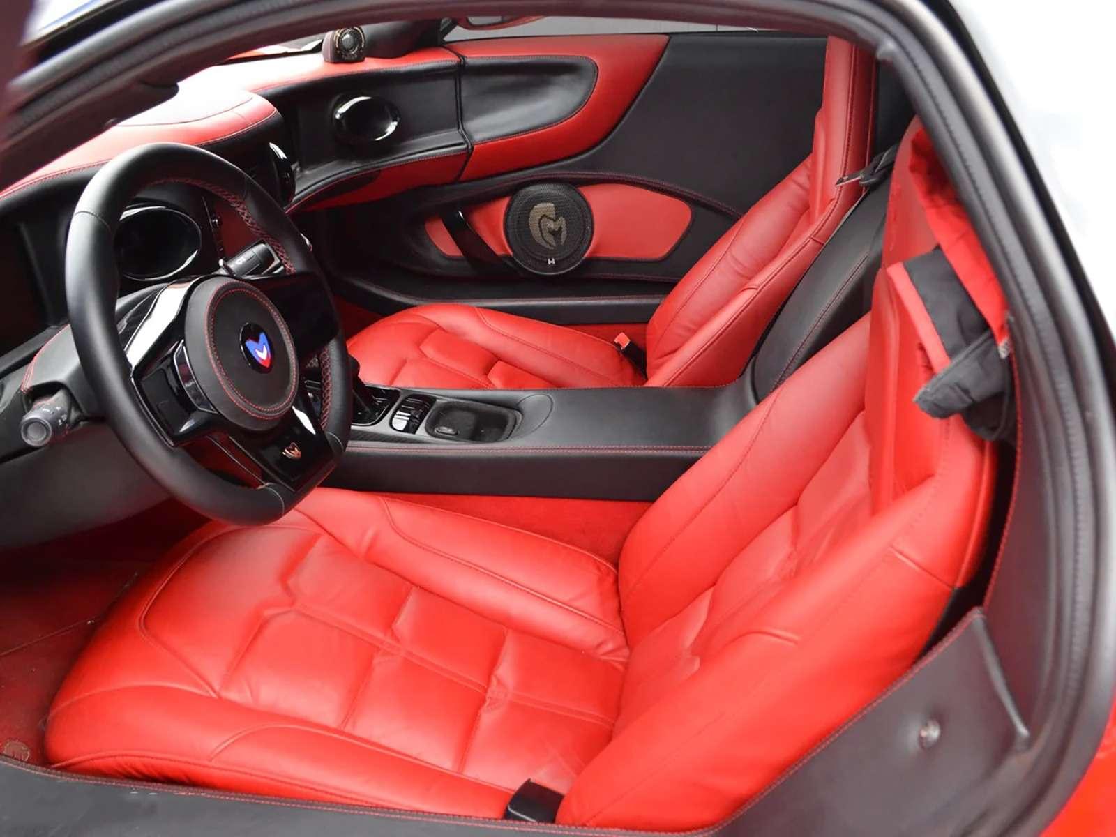 В Сети продают спорткар Marussia за10миллионов рублей— фото 893920