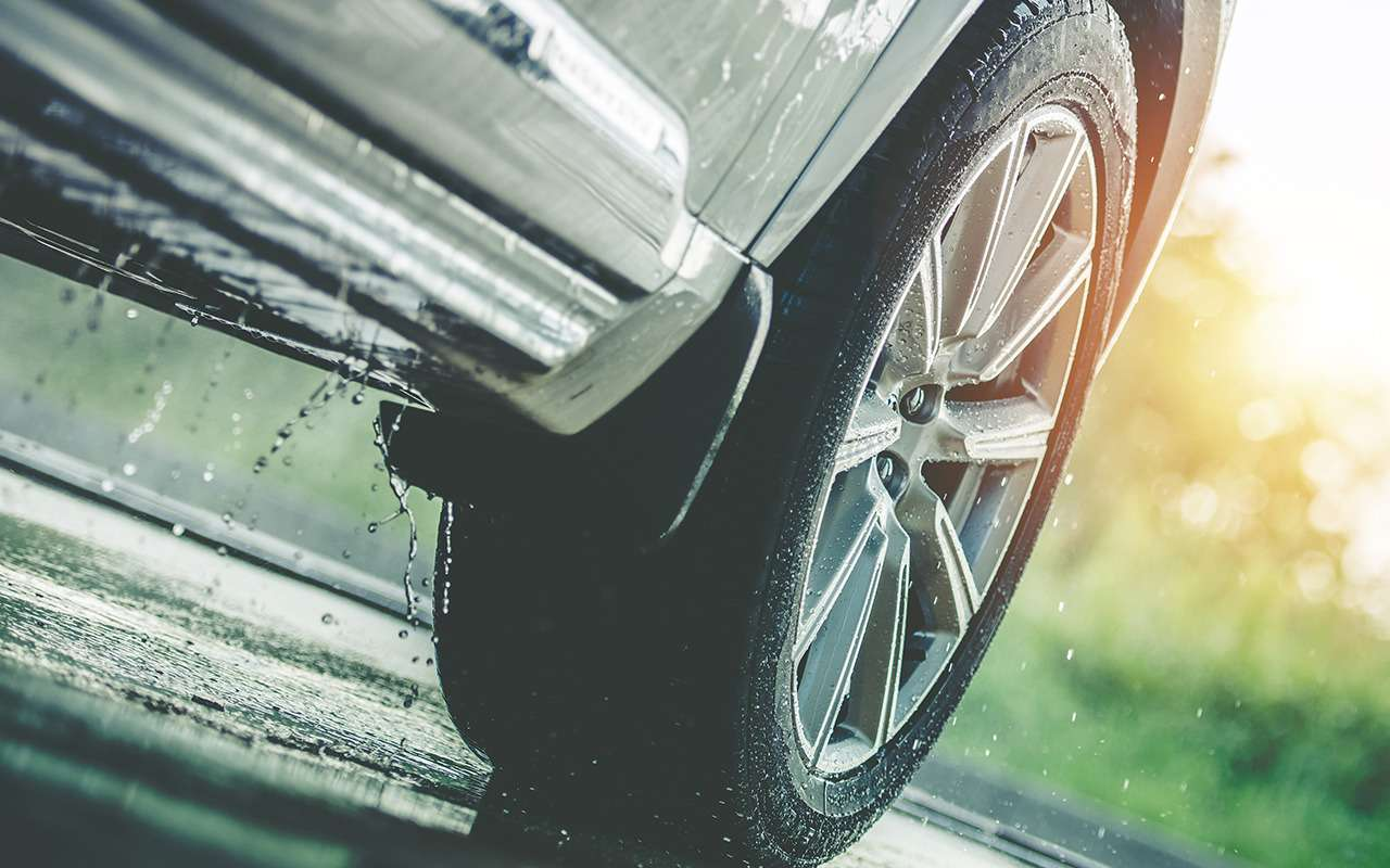 Топ-8 летних шин 2021: рейтинг За рулем