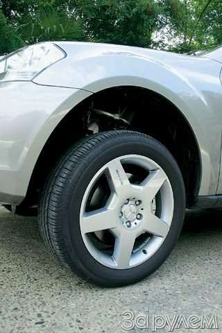 Mercedes-Benz ML. Прерванный разговор— фото 59070
