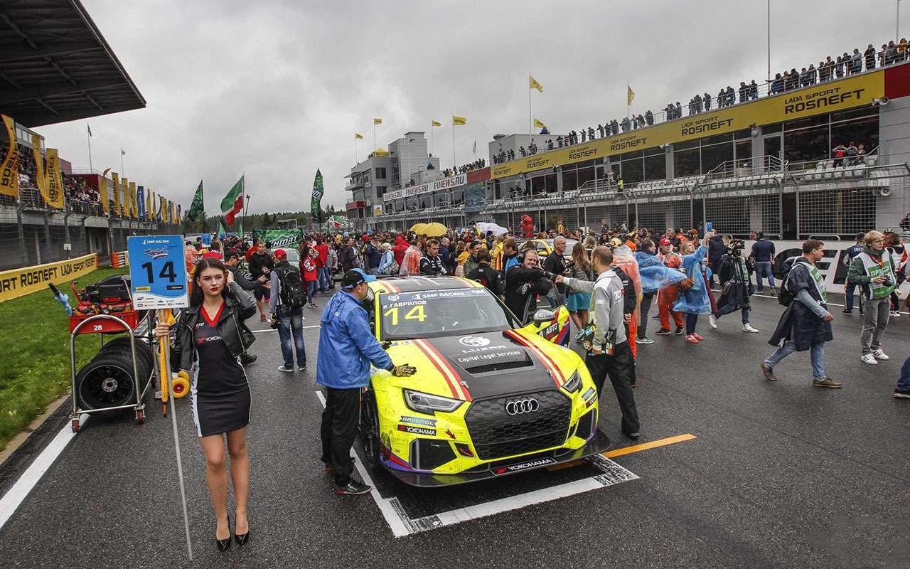 Рисковая стратегия икомандные игры: как наMoscow Raceway решалась судьба побед СМП РСКГ— фото 993239