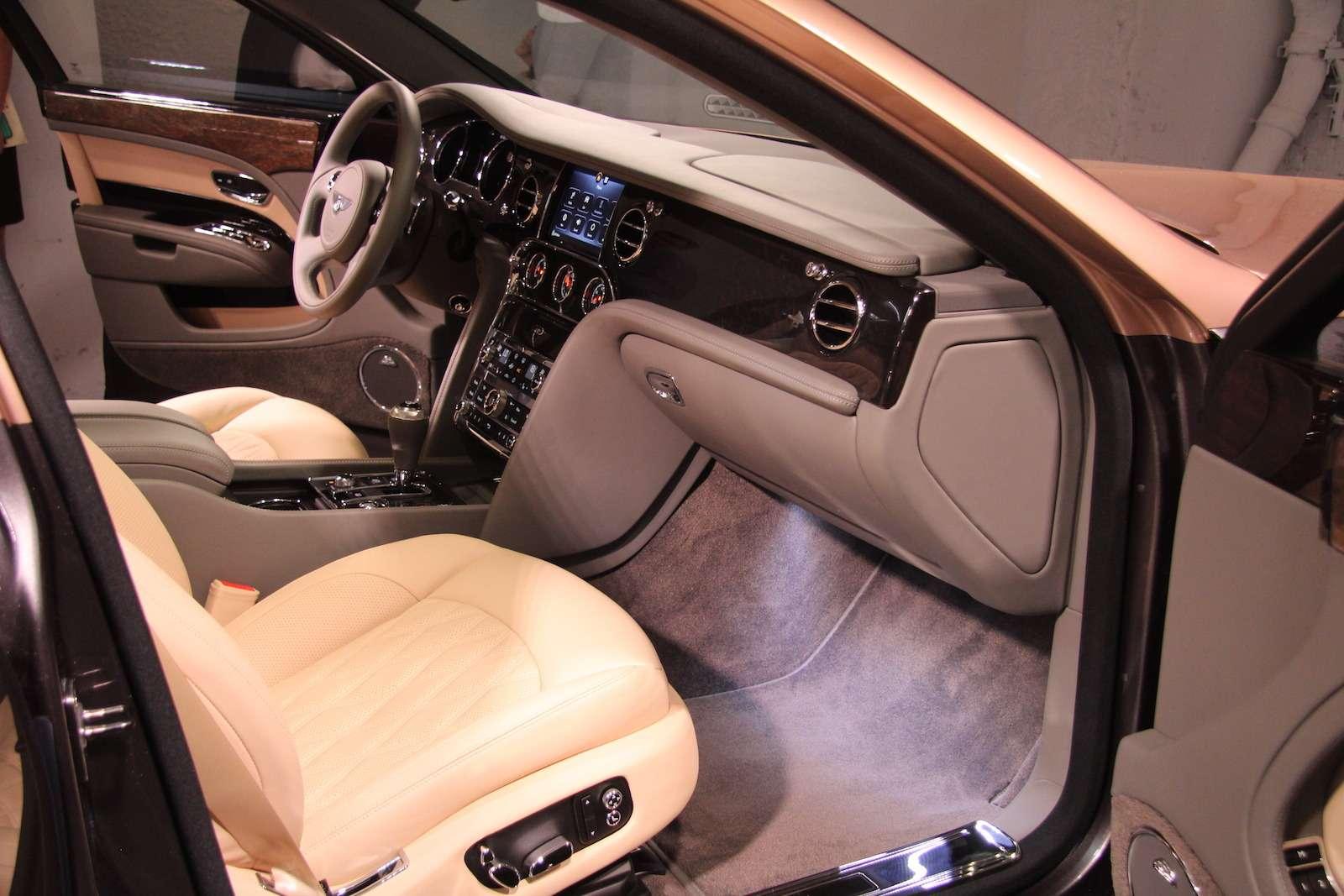Bentley привезла вМоскву «экстраординарную» выставку— фото 594014