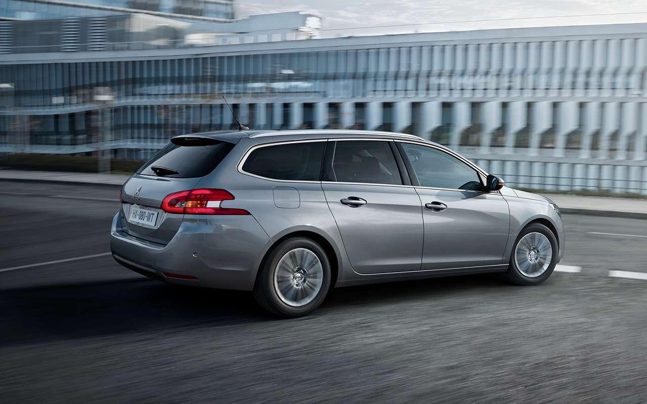 7 интересных Peugeot, которых нет вРоссии (плюс бонус!)— фото 900912