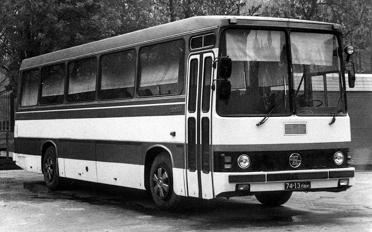 Машины Олимпиады-80: уникальные изабытые проекты— фото 1138546