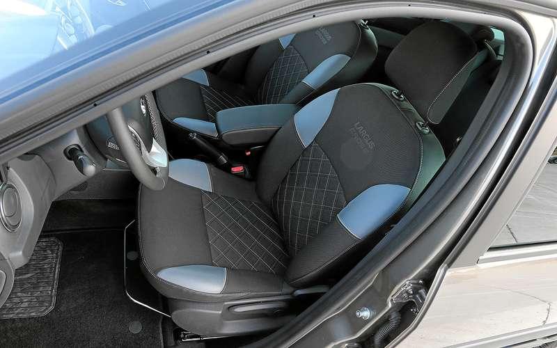 Lada Largus 2021: 5важных (инужных) обновлений