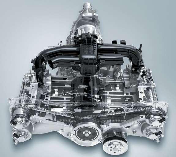 Subaru FB16 engine